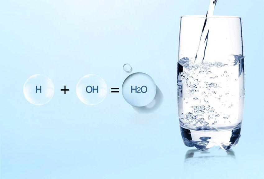 Что собой представляет вода, обогащенная водородом